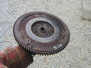 1948 Allis Chalmers G Tractor Original Ac Engine Motor Flywheel And Ring Gear