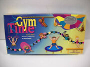 Gym Time Comes Alive Physical Fitness Game With 2 Levels Of Play Brand New Cute
