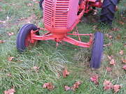 Co Op E3 Tractor Factory Widefront Wide Front End And Hubs And Rims And Tires