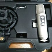 Rode Nt-2000 Condenser Cable Professional Microphone Shock Mount Carrying Case