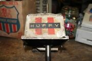 Antique Huffy Bicycle Engine Case X2, Shaft, And 2 Ea Gas Fuel Tanks- As Is