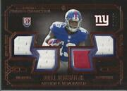 2014 Museum Collection Quad Relics Copper Odell Beckham Jr. Jerseyred/white/50