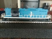 C8 Collector Quality 2359 Boston And Maine Gp-9 Diesel, Lionel O Gauge Item 378