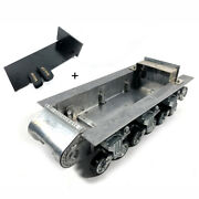 Mato 1/16 Sherman Metal Robot Chassis With Road Wheels For Mato M4a375w Tank