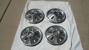 1966 Ford Mustang 14 Inch Hub Caps Set Of 4