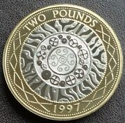 1997 - 2021 Elizabeth Ii Andpound2 Two Pound Coin Proof - Choose Your Year