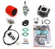 Honda Xr70 Crf70 1994-2012 88cc Bore Kit 20mm Carb Kit And Cam For Stock Head