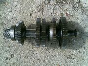 Massey Harris 33 Tractor Mh Main Rearend Set Drive Gears And Pinion Drive Gear