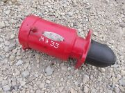 Massey Harris 33 Tractor Mh Good Working Engine Starter Assembly