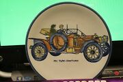 Louisville Stoneware Plate 1911 Pope-hartford Collector Plate