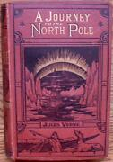 A Journey To The North Pole By Jules Verne 1875 1st English Edition