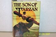 The Son Of Tarzan Edgar Rice Burroughs Hardcover First Edition First Printing