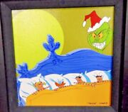 How Giclee Candy Cane Caper And Binder Page