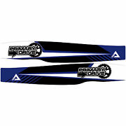 Attack Graphics Turbine Swing Arm Decal Blue For Yamaha On-off Road