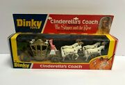 Vintage 1976 Dinky Toys Cinderella's Coach The Slipper And The Rose 111