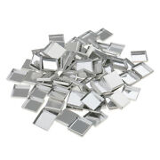 Square Empty Eyeshadow Blush Makeup Pans For Magnetic Palette Box 100pc/pack