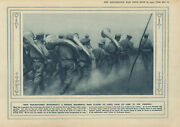 Ww1 With War-battered Instruments Russian Regimental Band Play To Trenches 1915
