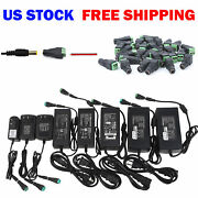 12v Dc 1a 2a 3a 5a 6a 8a 10a Power Supply Adapter 110/220 12 V Volt 12volt Wall