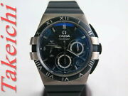 Omega Constellation Double Eagle Titanium Menand039s Watch From Japan [b0513]