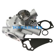Am878044 New Water Pump For John Deere 755 Compact Tractor Cooling Pump