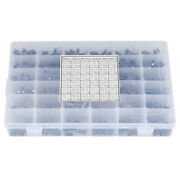 Electrolytic Capacitor Assortment Kit Components Circuit Parts High Quality