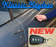 70-72 Gm A-body 2 Dr Power Locks, Trunk Latch And Keyless Entry Kit New Remotes