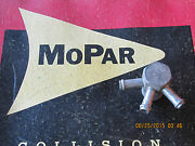 Nos 1950and039s 1960and039s Mopar Intake Manifold Vacuum Fitting Without Power Brakes