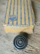 Nors Round Brake Clutch Starter Pedal Pad Screw On Type Made In Usa Balkamp