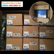 For Omron Ns5-sq01-v1 Interactive Display Genuine New In Box Dhl Fedex Shipping