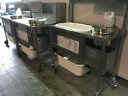 Henny Penny -breading Table - Ayrking - Fried Chicken Shop Equipment