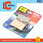 2010 - 2011 Indian Bomber - Front Ebc Hh Rated Sintered Disc Brake Pads - 1 Pair