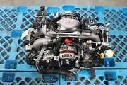 2006 2011 Subaru Legacy Outback Forester 2.5l Engine Jdm Ej25 Replacement Avcs