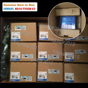 For Omron Ns10-tv00b-v2 Interactive Display Genuine New In Box Dhl Fedex Ship