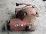 Farmall 450 Rc Tractor Ih Ihc Belt Pulley Drive Assembly Rare Hard To Find