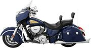 Indian Chief Vintage 2014-2015 Vintage Wide Touring Solo Seat W/backrest Mustang