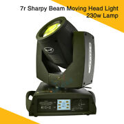 4pcs/lot Flight Case 230w Beam Movng Head Light With Sharpy 7r Lamp For Stage