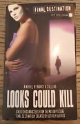 Final Destination Looks Could Kill Book By Nancy A. Collins 2005 Very Rare