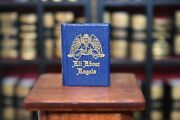 All About Angels Barbara J Raheb Miniature Collectable Book