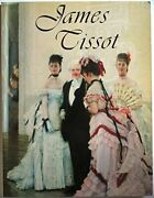 James Tissot First Edition Phaidon Press And Barbican Art Gallery Softcover Book