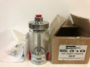 New Old Stock Parker Balston 31g Filter Housing 1/2 Anpt Ports