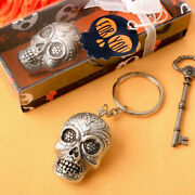 20-144 Sugar Skull Day Of The Dead Key Chains Wedding Shower Party Favors