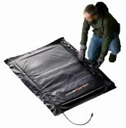 3and039x25and039 Extra Hot Flat Heating Blanket Eh0325g By Powerblanket
