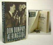 Don Dunphy At Ringside Signed / First Edition 1988