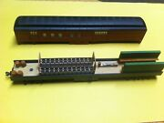 Lot Of 2 Ho Scale Interiors For Athearn Heavyweight Rpo Passenger Cars