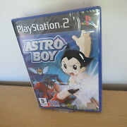 Astro Boy New And Factory Sealed Pal Uk Ps2 Sony Playstation 2