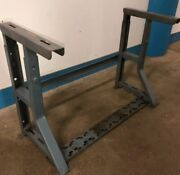 Vintage Singer Industrial Sewing Machine K-leg Table Stand. Our 6