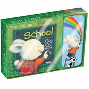 The Things I Love About School Storybook And Pencil Case By Trace Moroney Paper