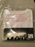 Virgil Abloh Off White Pyrex Art Mca Chicago Exclusive Tee Sz Xs White Sold Out
