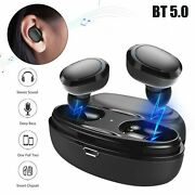 Wireless Earbuds Bt 5.0 Earphones Headphone For Samsung Galaxy S8 S9 Note 8 9