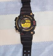 Casio G-shock 7th Frogman Dw-8201nt-1jr Menand039s Watch Japan New